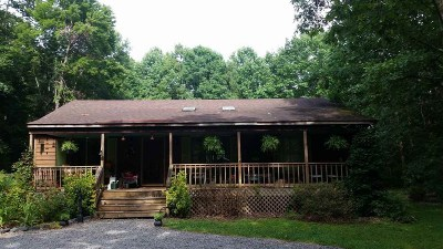 Fluvanna County Single Family Home For Sale: 1181 Three Chopt Rd