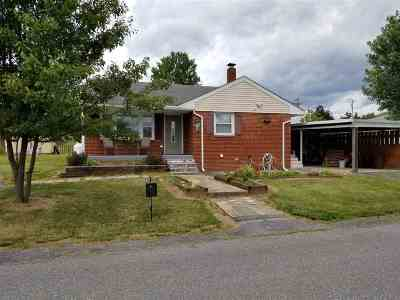 Harrisonburg Single Family Home For Sale: 371 Statton St