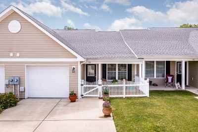 Augusta County Townhome For Sale: 26 Micah Ct
