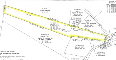 Louisa Lots & Land For Sale: 23 Taylor Rd