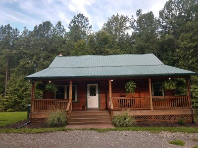 Madison County Single Family Home For Sale: 593 George James Loop