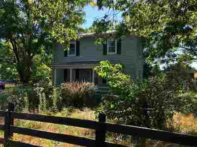 Single Family Home For Sale: 9474 Phillips Store Rd