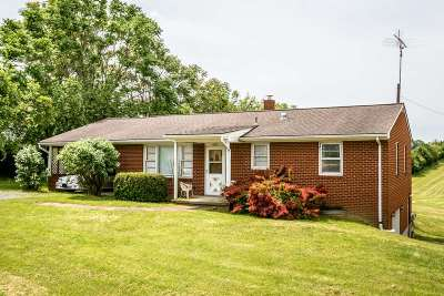 Rockingham County Single Family Home Pending: 6069 North Valley Pike