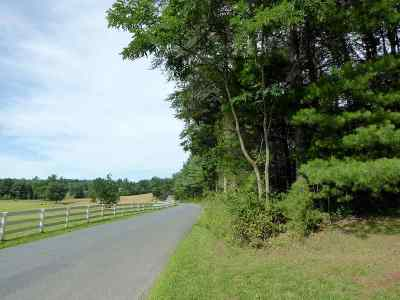Charlottesville Lots & Land For Sale: Dudley Mountain Rd