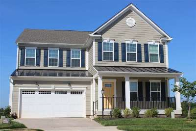 Albemarle County Single Family Home For Sale: 1554 Valcrest Ln