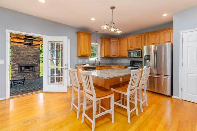 Augusta County Single Family Home For Sale: 42 Heatwole Dr