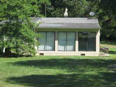 Fluvanna County Single Family Home For Sale: 647 Lake Monticello Rd