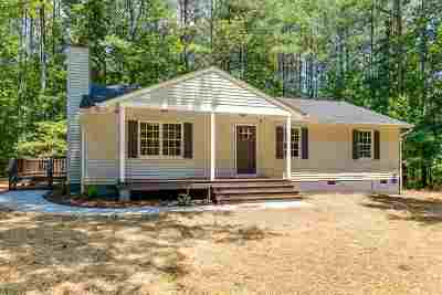 Columbia Single Family Home For Sale: 4511 Tabscott Rd