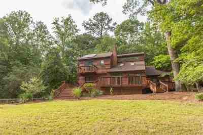 Earlysville Single Family Home For Sale: 445 Mallard Lake Dr