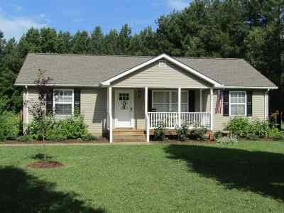 Single Family Home Pending: 1241 Shiloh Church Rd