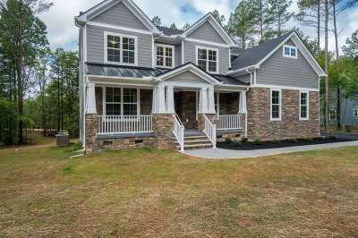 Fluvanna County Single Family Home For Sale: 31 Pine Shadow Ct