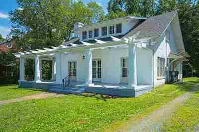 Charlottesville Single Family Home For Sale: 1946 Lewis Mountain Rd