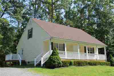 Barboursville Single Family Home For Sale: 1177 Preddy Creek Rd