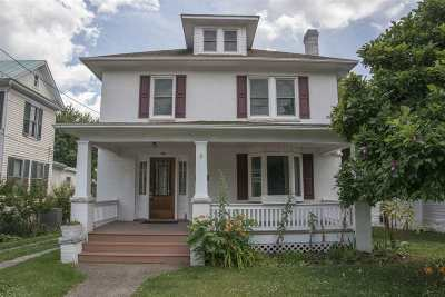 Harrisonburg Single Family Home For Sale: 434 Virginia Ave