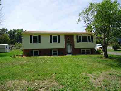 Augusta County Single Family Home For Sale: 3 Kenwood Dr