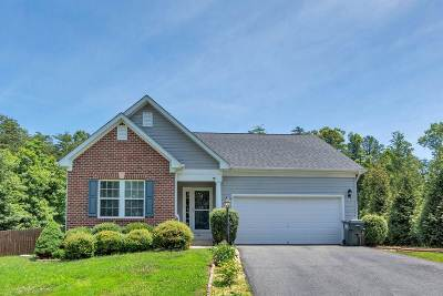 Fluvanna County Single Family Home For Sale: 551 Justin Dr