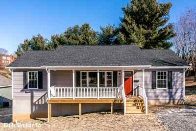 Elkton Single Family Home For Sale: 309 Virginia Ave