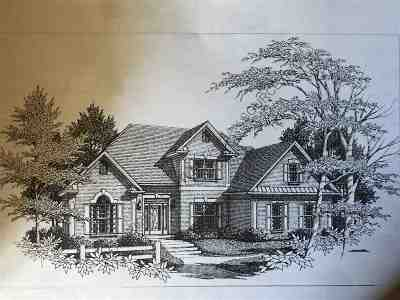 Albemarle County Single Family Home For Sale: Lot 1 Earlysville Rd