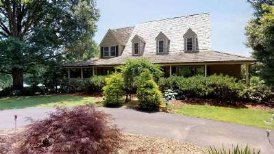 Albemarle County Single Family Home For Sale: 511 Shelton Mill Rd