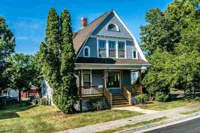 Harrisonburg Single Family Home For Sale: 261 Park Place