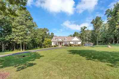 Madison County Single Family Home For Sale: 1099 Oneals Rd