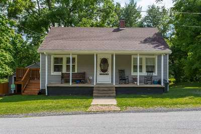 Augusta County Single Family Home For Sale: 142 N Church St