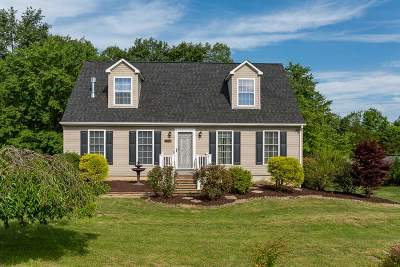 Rockingham County Single Family Home For Sale: 1205 Red Maple Ave