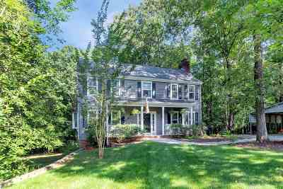 Charlottesville VA Single Family Home For Sale: $389,000