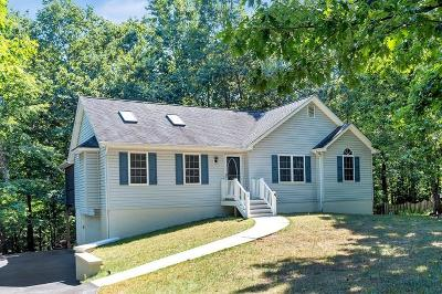 Fluvanna County Single Family Home For Sale: 7 Hawks Pl