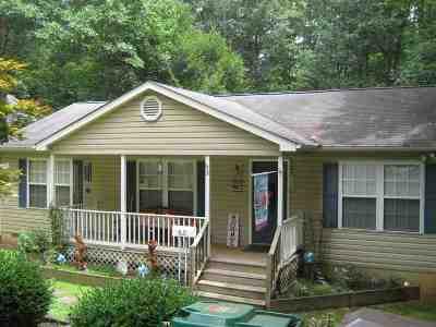 Fluvanna County Single Family Home For Sale: 63 Bolling Cir