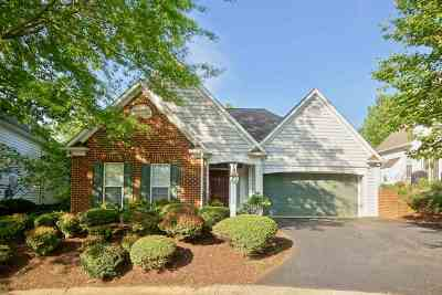 Charlottesville Single Family Home For Sale: 1117 Courtyard Dr