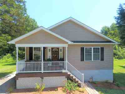 Louisa Single Family Home For Sale: 505 S Lakeshore Dr