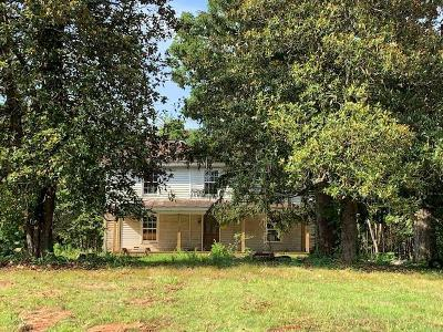 Palmyra Single Family Home For Sale: 4274 Shores Rd