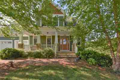 Charlottesville VA Single Family Home For Sale: $735,000
