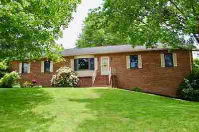Rockingham County Single Family Home Pending: 305 Victoria Dr