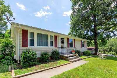 Albemarle County Single Family Home Pending: 203 Barnsdale Rd