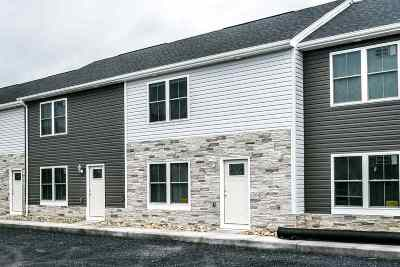 Townhome For Sale: 185 Edom Ln