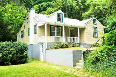 Single Family Home For Sale: 3478 Monacan Trail Rd