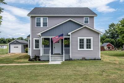 Page County Single Family Home For Sale: 161 Reservoir Ave