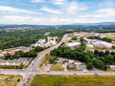 Harrisonburg Commercial For Sale: 1614-1622 Country Club Rd
