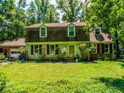 Single Family Home For Sale: 411 Copper Line Rd