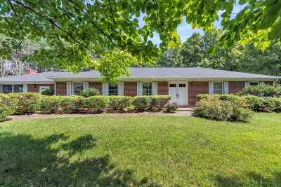 Albemarle County Single Family Home For Sale: 8504 Brooksville Rd