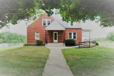 Augusta County Single Family Home For Sale: 633 Spottswood Rd