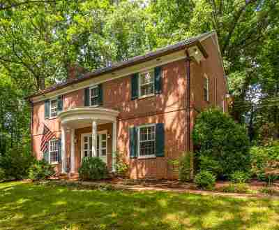 Staunton Single Family Home For Sale: 40 College Cir