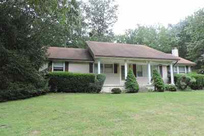 Augusta County Single Family Home For Sale: 3438 Cold Springs Rd