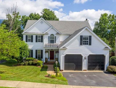 Crozet Single Family Home For Sale: 364 Grayrock Dr