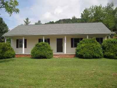 Augusta County Single Family Home For Sale: 410 Round Hill Dr