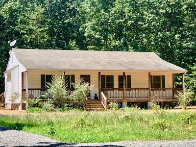 Louisa County Single Family Home For Sale: 1167 Johnson Rd
