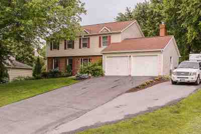 Rockingham County Single Family Home For Sale: 1347 Bluewater Rd
