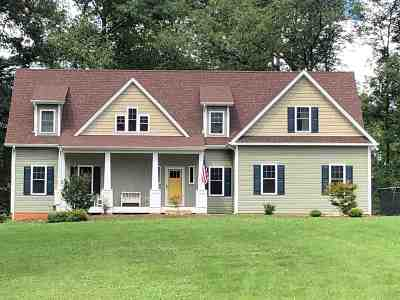 Albemarle County Single Family Home For Sale: 3547 Bleak House Rd